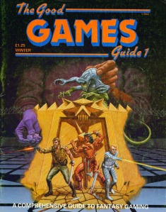 Good Games Guide Cover
