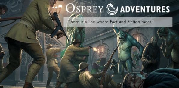Dark Osprey banner