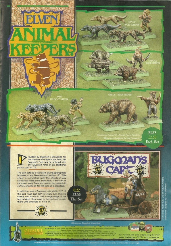Image result for citadel elf animal keepers