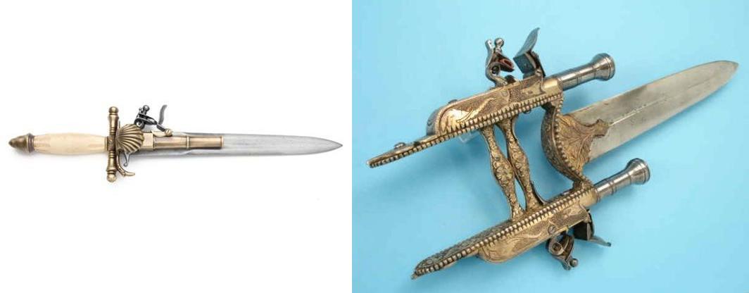 Dagger Gun