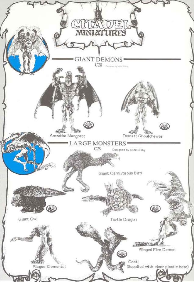 Plague Elemental - Compendium 3