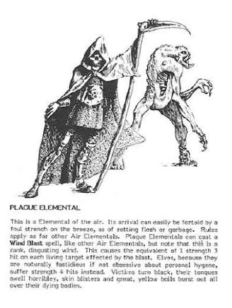 Plague Elemental Write-up