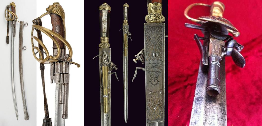 Sword Gun